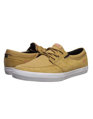 Globe Attic Shoe | Tan/White