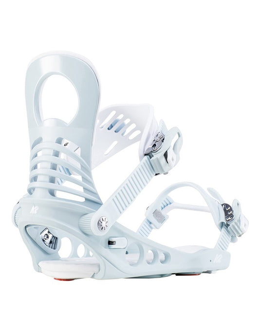 K2 Meridian Womens Snowboard Binding 2020 | Ice Blue