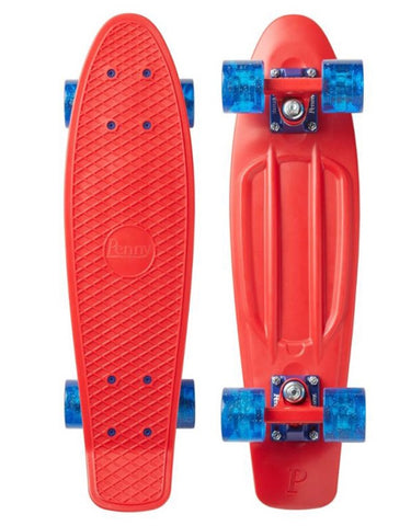 Penny Cruiser Red Comet | 22.0""