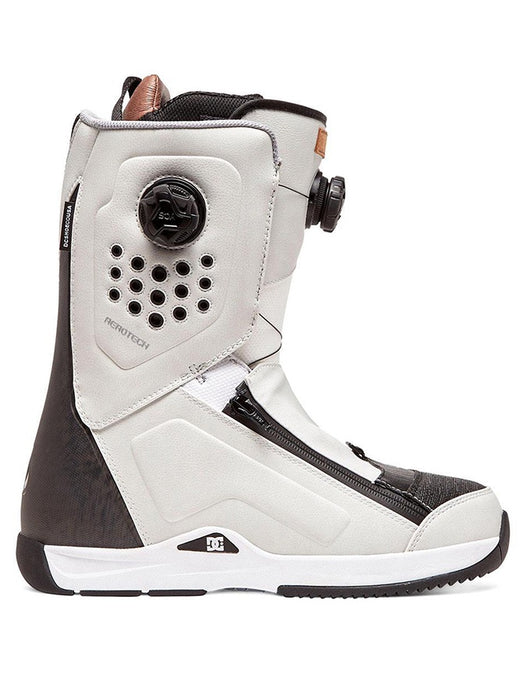 DC Travis Rice Mens Snowboard Boot 2020 | White