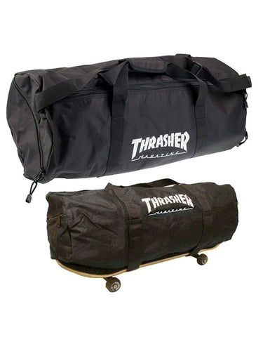 Thrasher Skatebag Duffel Black