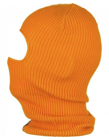 Analog Rogue Facemask Safety Orange