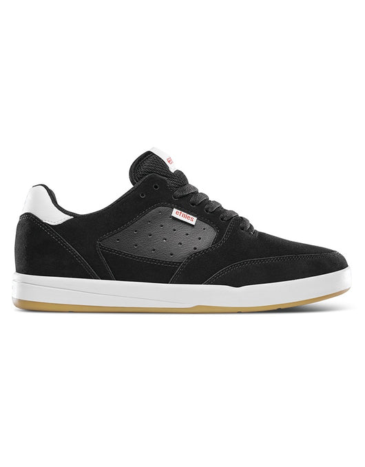 Etnies Veer Shoe | Black/Red/White