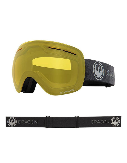 Dragon X1S 2020 Snow Goggle | Echo /Photochromic Yellow
