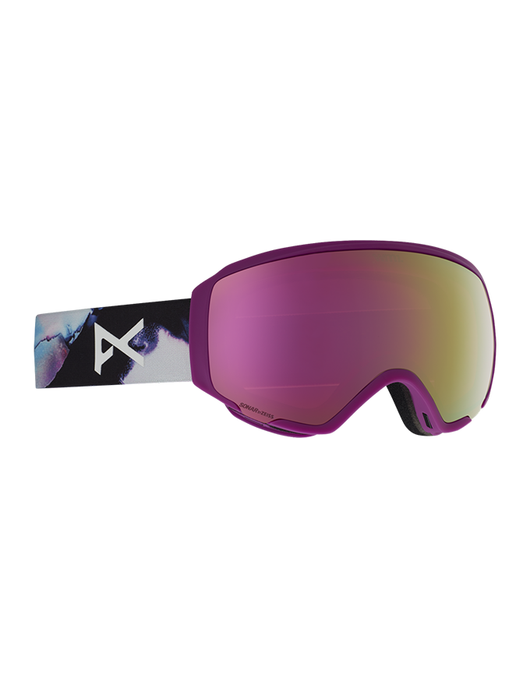 Anon WM1 Goggle Watercolor/Sonar Pink +SPR