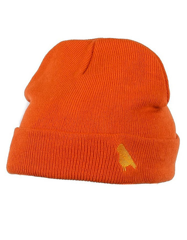 Yuki Threads Bird Beanie | Burnt Orange