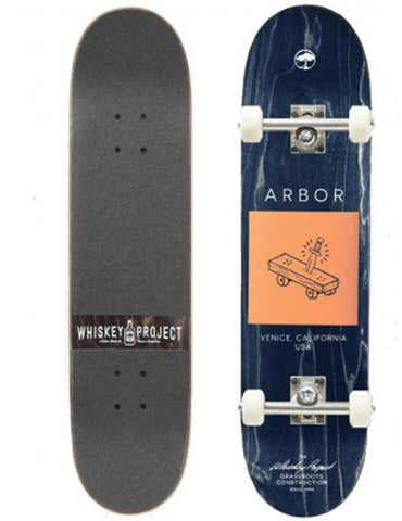 Arbor Whiskey Complete Team 7.75""