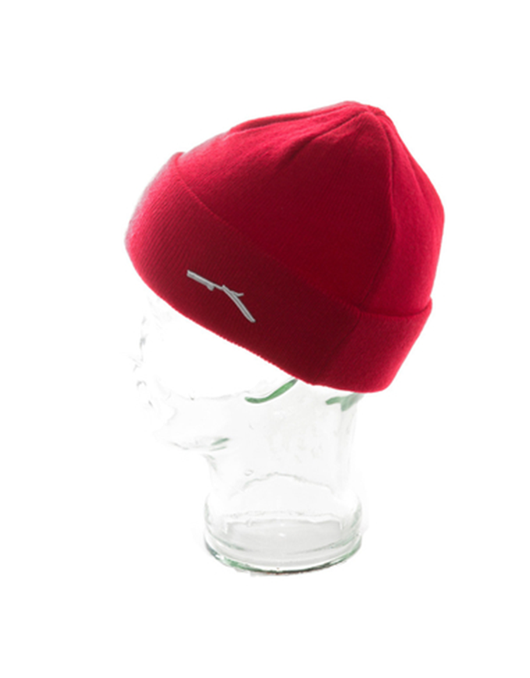 Blak Barber Beanie Red