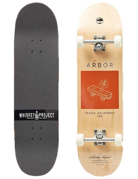Arbor Whiskey Complete Team 8.25""