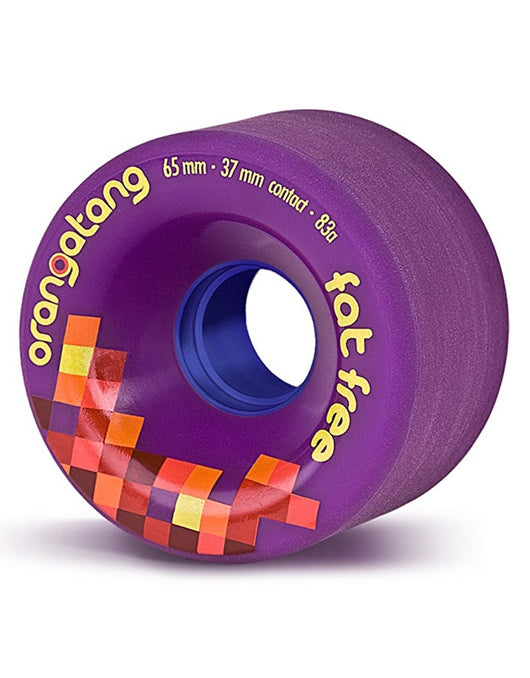 Orangatang Fat Free Wheels | 65mm/83a