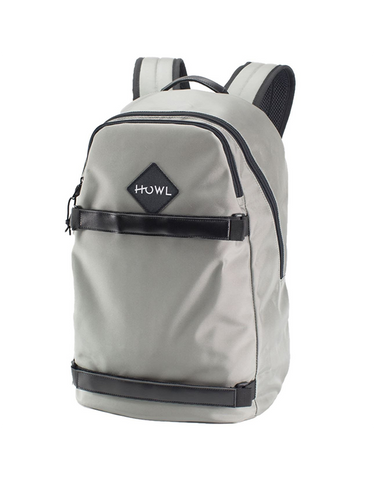 Howl Session Backpack Grey 2018