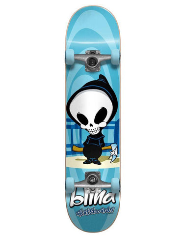 Blind Retro Reaper Yth Complete Blue | 6.5""