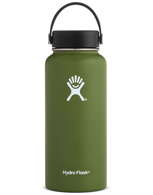 Hydro Flask 32oz Wide Olive