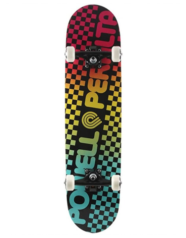 Powell Peralta Checker Colby Fade Complete Skateboard | 7.75""