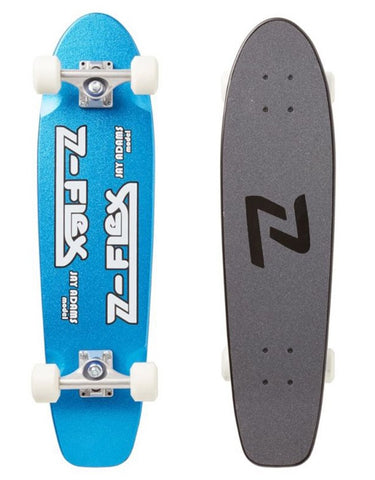 Z-Flex Jay Adams Cruiser Blue/Metal Flake | 29.0""