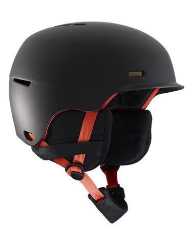 Anon Highwire Helmet | Black Pop