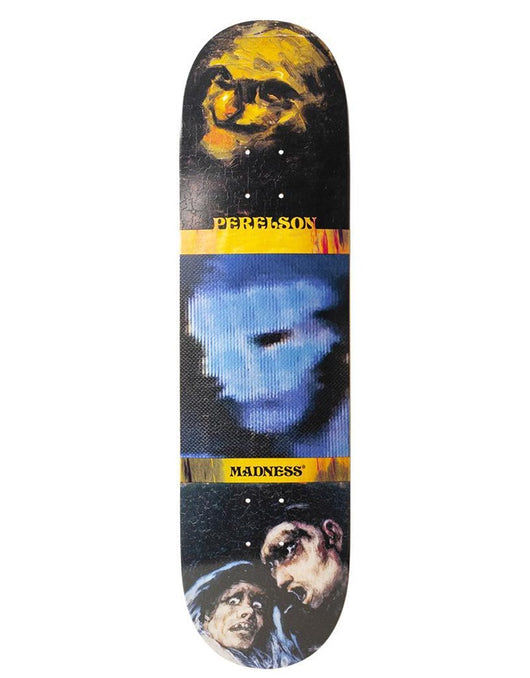Madness Shape Shifter Skateboard Deck | 8.375""