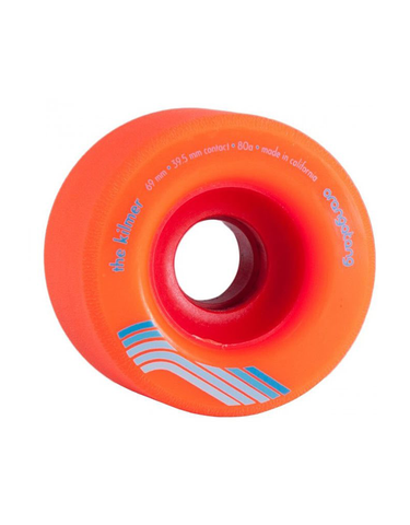 Orangatang Kilmer Wheels 69mm/80a | Orange