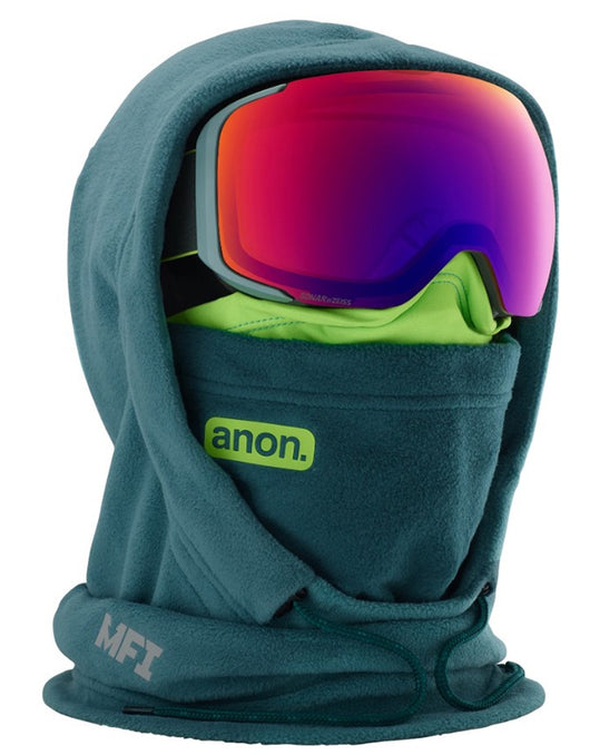 Anon MFI XL Hooded Mens Balaclava | Green