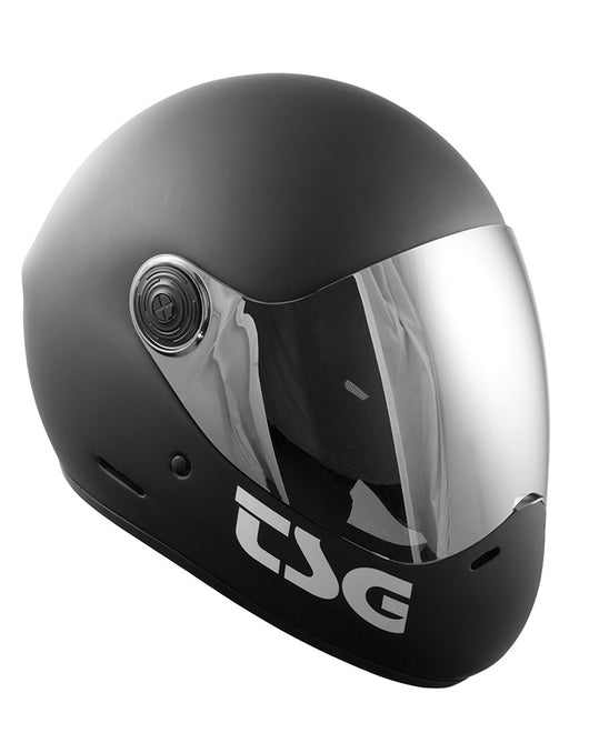 TSG Pass Helmet | Matt Black