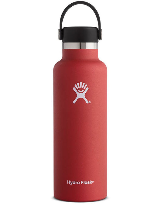 Hydro Flask 21oz Standard Mouth Lava