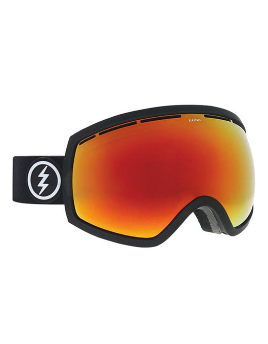 Electric AF EG2 Goggle Matte Black | BRose/Red Chrome