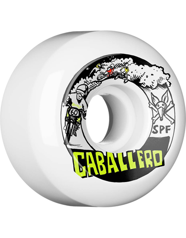 Bones SPF Wheel 60mm/104a | Cab Moto