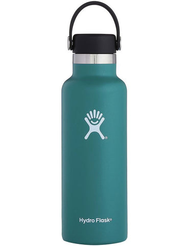 Hydro Flask 18oz Standard Mouth Jade