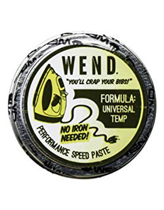 Wend High Speed Wax Paste Small Tin