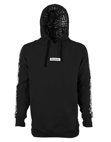 Yuki Threads Do Fun Shit Hoodie | Black