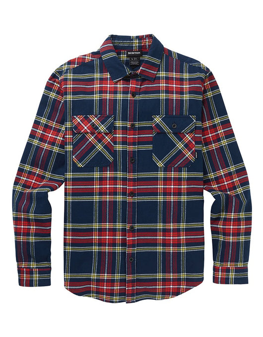 Burton Brighton Flannel | Dress Blue Classic