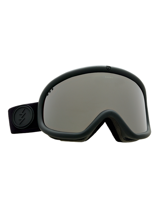 Electric Charger Goggle | Matte Black