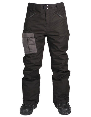 Ride Yesler Snowboard Pants | Black