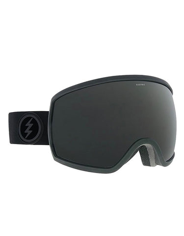Electric EGG Goggle Murked | Jet Black