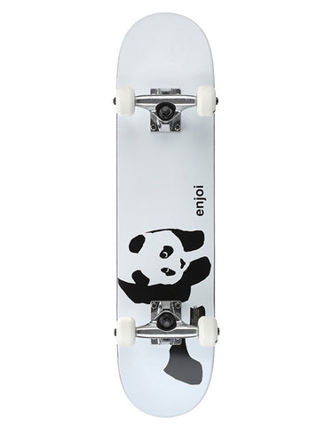 Enjoi Whitey Panda Soft Top Complete Skateboard | 6.75""