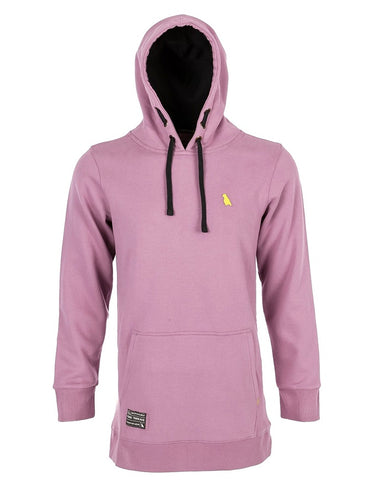 Yuki Threads Old Mate Slim Fit Hoodie 2019 | Dirty Lilac