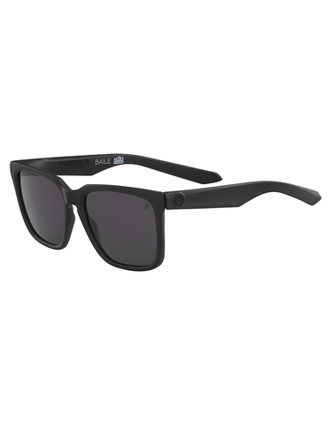 Dragon Baile H20 Sunglasses Matte Black/Smoke Polarized Lens