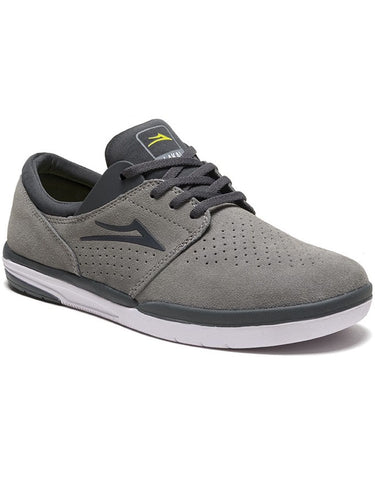 Lakai Fremont Shoe Grey/Charcoal Suede