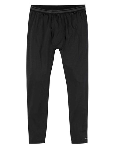 Burton Mens Lightweight Base Layer Pant | True Black