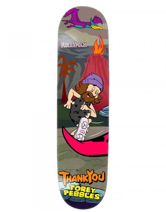 Thank You Stoneage Torey Deck | 8.25""