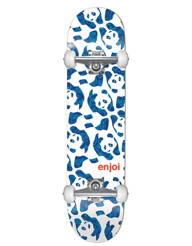 Enjoi Repeater Complete White | 7.625""