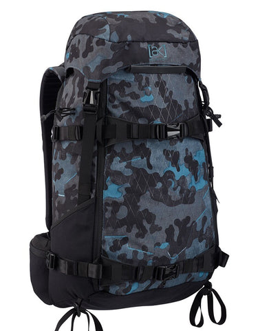 Burton AK Tour 33L Backpack | Slate Shelter Camo.