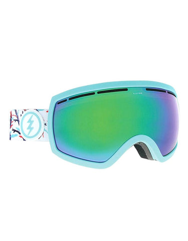 Electric EG2.5 Goggle Forest | BRose/Green Chrome