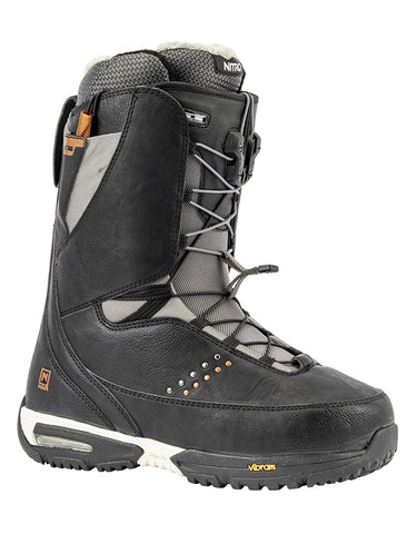 Nitro Faint TLS Snowboard Boot 2020 | Black
