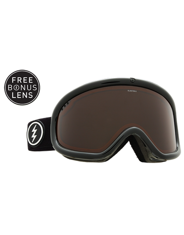 Electric Charger Goggle | Gloss Black