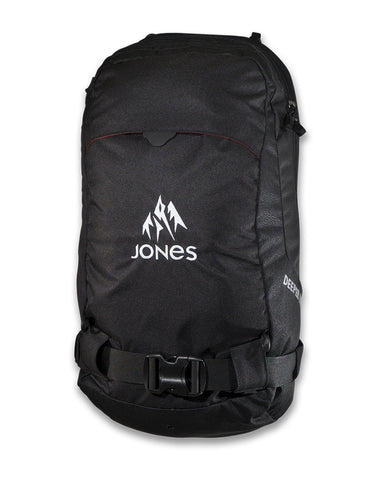 Jones Deeper Backpack 18L Black