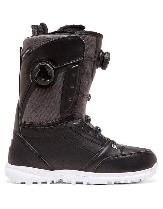 DC Lotus Womens Snowboard Boot 2020 | Black
