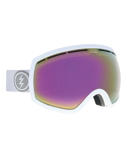 Electric EG2 Goggle Matte White | BRose/Pink Chrome