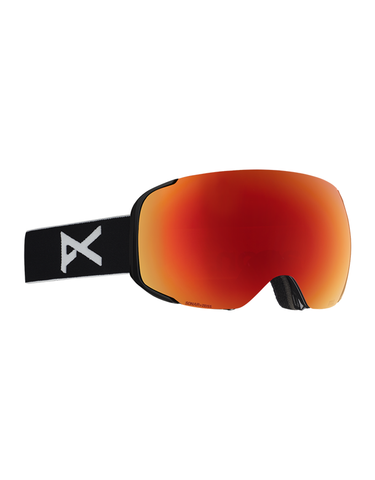Anon M2 MFI Goggle Black/Sonar Red +SPR