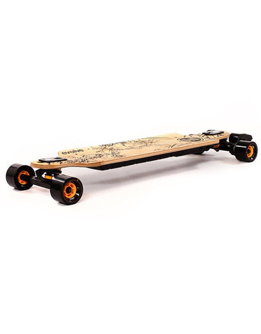 Evolve Bamboo GT Electric Skateboard | Street